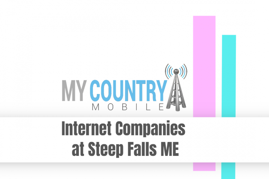 Internet Companies at Steep Falls ME - My Country Mobile