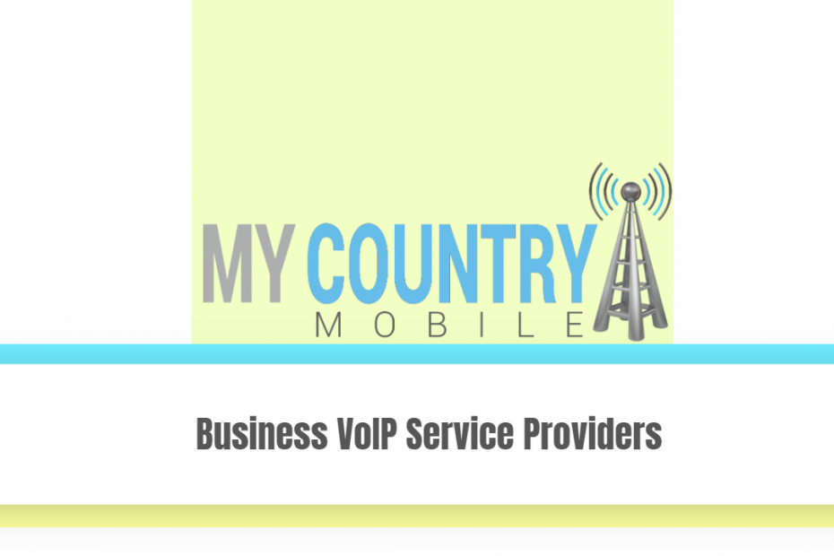 Business VoIP Service Providers - My Country Mobile